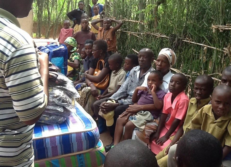 ประชาชนรวันดาที่ต่อสู้กับความจนในแต่ละวัน