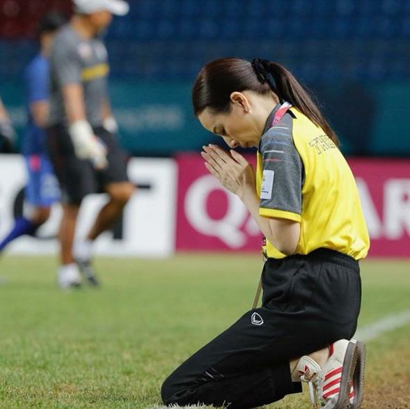 """""""มาดามแป้ง"""" ขอโทษสาวไทยจอด 8 ทีม พร้อมน้อมรับทุกเสียงวิจารณ์"""