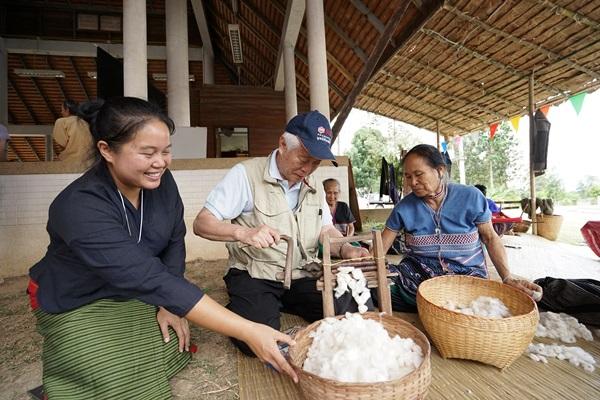 """คนญี่ปุ่นเล่า """"หนึ่งหมู่บ้านหนึ่งผลิตภัณฑ์""""หนุนชุมชนขับเคลื่อนเศรษฐกิจหมุนเวียน"""