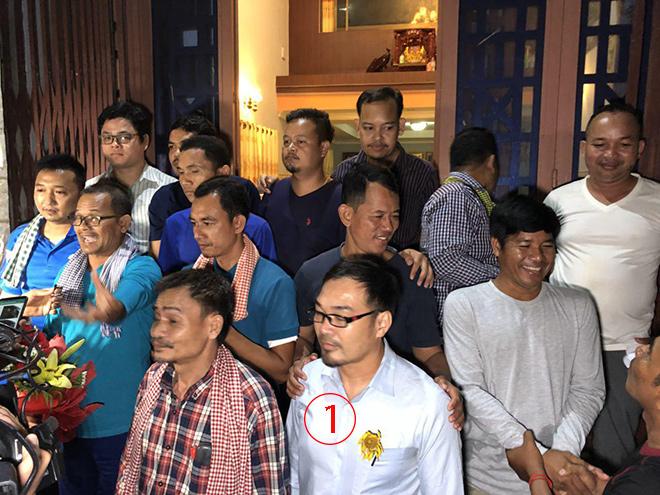 """""""ฮุนเซน"""" ปล่อยฝ่ายค้านอีก 13 คน พร้อมนักก่อหวอดต้านรัฐบาลอีก 1"""