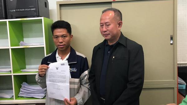 """""""หม่อง ทองดี""""แชมป์เครื่องบินกระดาษพับ ขอสัญชาติไทย พร้อมเป็นตัวแทนคนไทยไปแข่งขันที่ญี่ปุ่นปี 62"""