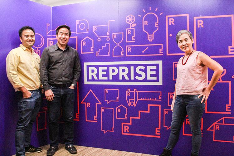 Reprise ประสบการณ์ใหม่ในโลก Digital