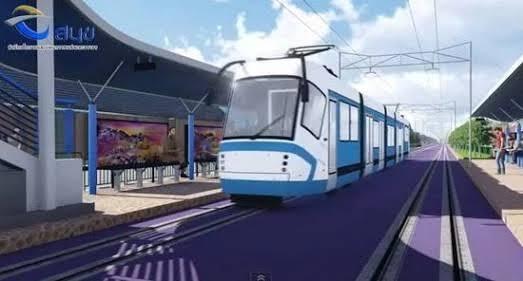 รฟม.เสนอครม.เม.ย.62 เคาะ PPP  รถไฟรางเบาภูเก็ต เริ่มก่อสร้างปี 63