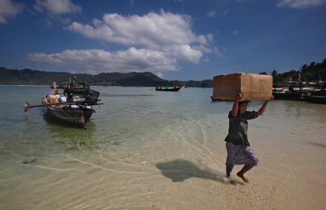 พม่าเปิด 15 เกาะแหล่งผลิตไข่มุกรับนักท่องเที่ยวชมความงาม