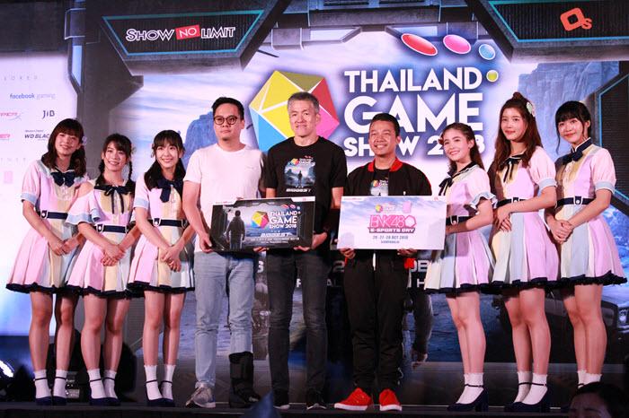 """BNK48 ร่วมแจม """"ไทยแลนด์เกมโชว์ 2018"""" มหกรรมเกมระดับเอเชีย"""