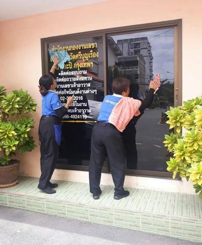 พนักงาน LPC ได้รวมตัวกันทำกิจกรรมจิตอาสาให้กับพื้นที่สาธารณะ ได้แก่ วัด ชุมชนรอบข้าง สถานีตำรวจ โดยในปีที่ผ่านมา มีการทำกิจกรรมจิตอาสารวมกว่า 2,100 ครั้ง