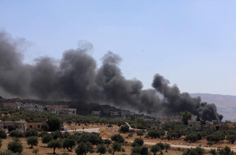 UN เตือน 'อิดลิบ' เสี่ยงนองเลือด-สหรัฐฯ ขู่จัดหนัก 'อัสซาด' หากใช้อาวุธเคมีฆ่าพลเรือน