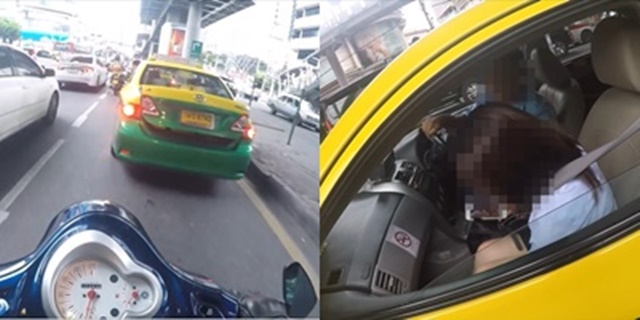 หนุ่มหวังดีปิดกระโปรงหลังให้รถแท็กซี่ เจอด่าสวนกลับทำเสียอารมณ์