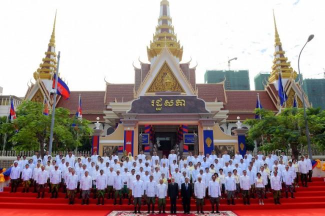 กัมพูชาเปิดประชุมสภาครั้งแรกหลังเลือกตั้ง ไร้เงาผู้แทนชาติตะวันตก