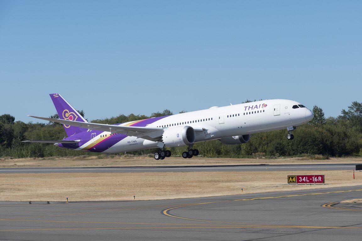 """การบินไทยยกเลิก""""กรุงเทพฯ-โอซากา""""อีก4 เที่ยวบิน พิษเซบีถล่มสนามบินคันไซปิดต่อเนื่อง"""