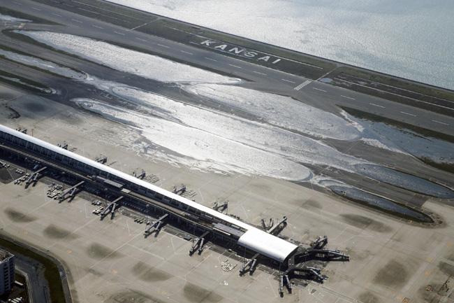 สนามบินคันไซปิดยาว! กงสุลโอซากาแนะช่องทางกลับประเทศนักท่องเที่ยว