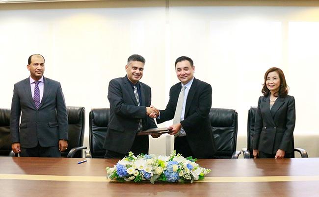 GULF ลงนามสัญญาร่วมทุนโรงไฟฟ้าก๊าซในประเทศโอมาน ขนาด 326 เมกะวัตต์