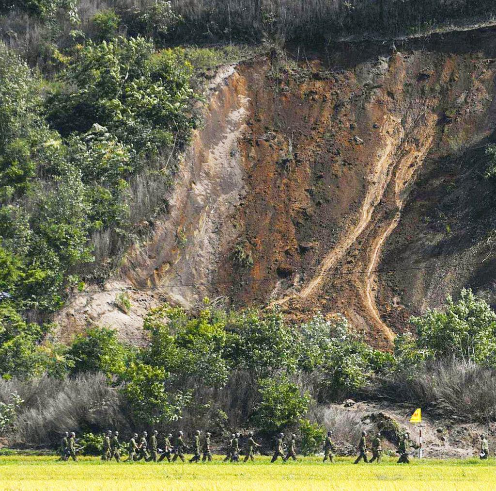 ญี่ปุ่นอ่วม!  แผ่นดินไหวใหญ่เขย่าเกาะฮอกไกโดตาย9  คาดใช้เวลาซ่อมระบบไฟฟ้าอย่างต่ำ7วัน  ขณะสนามบินคันไซเริ่มเปิดเฉพาะเที่ยวในปท.วันศุกร์