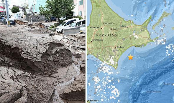 """""""ญี่ปุ่น"""" ยกเลิกเกมอุ่นแข้ง """"ชิลี"""" จากเหตุแผ่นดินไหวที่ฮอกไกโด"""