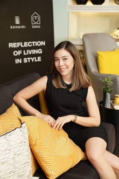 'แพร-พิมพิศา' ปลื้ม งานออกแบบเฟอร์นิเจอร์สไตล์มินิมอล ในคอนเซ็ปท์ 'A REFLECTION OF LIVING IN STYLE'
