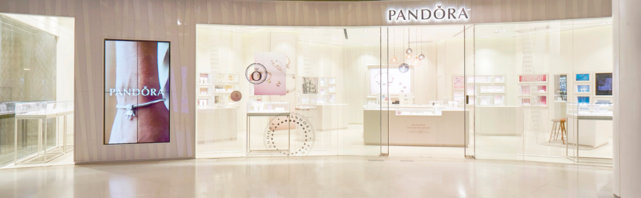 'PANDORA' New flagship Store @ Central World