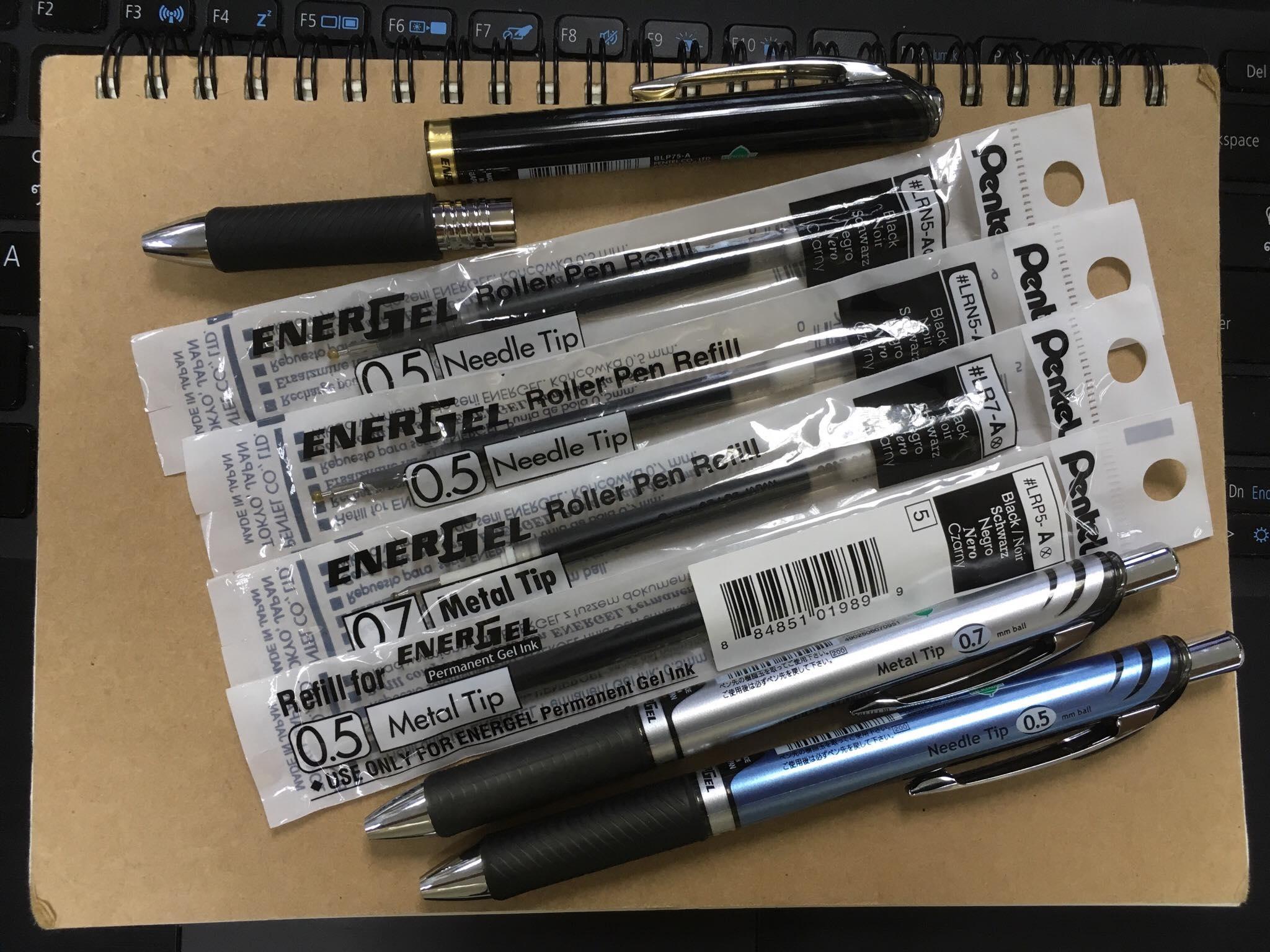 ไส้ปากกาเปลี่ยนโลก