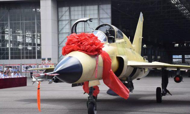 หลายชาติเอเชียสนใจซื้อ'เครื่องบินขับไล่ราคาถูก'ของ'จีน'
