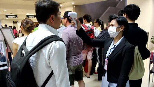 """ไทยยังเฝ้าระวังเข้ม """"โรคเมอร์ส"""" หลังพบผู้ป่วยในเกาหลีใต้"""