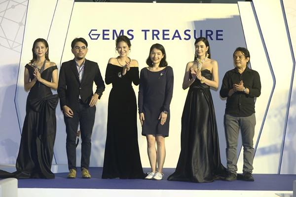 GIT โชว์ผลงานการออกแบบไข่มุกสุดอลังการ ฝีมือนักออกแบบไทย