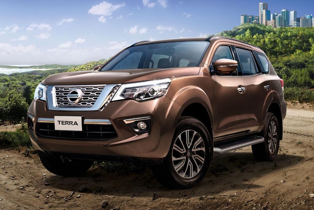 Nissan Terra ...พีพีวี