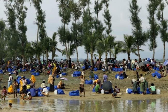 บังกลาเทศร้องนานาชาติเพิ่มแรงกดดันพม่าเริ่มกระบวนการส่งกลับโรฮิงญา