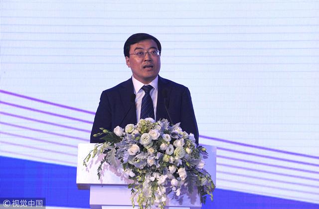 ปัน กัง ประธานกรรมการบริษัท Inner Mongolia Yili Industrial Group Co., Ltd