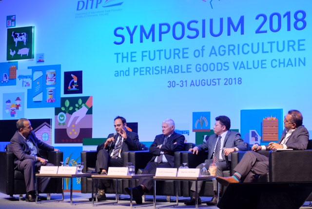 """เปิดเคล็ดลับ การบริหารห่วงโซ่อุปทานสินค้าเกษตร และสินค้าเน่าเสียง่าย ในงาน """"Symposium 2018"""""""