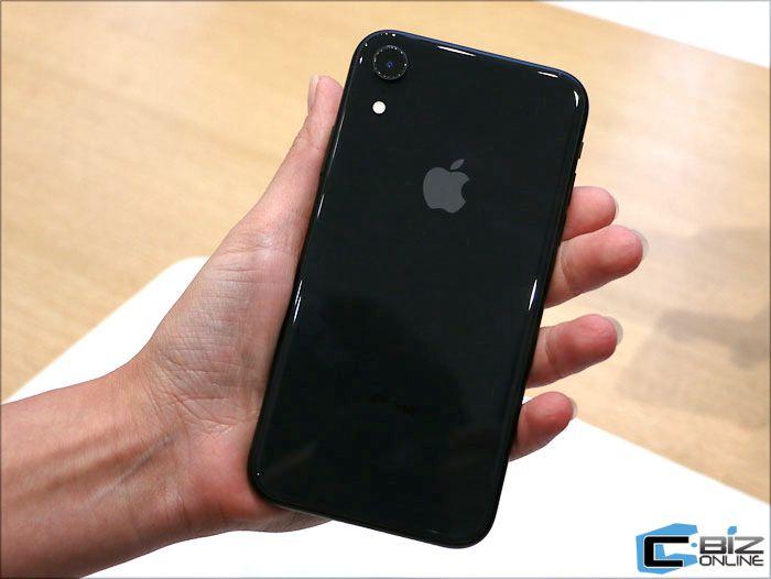 iPhone XR สีดำ