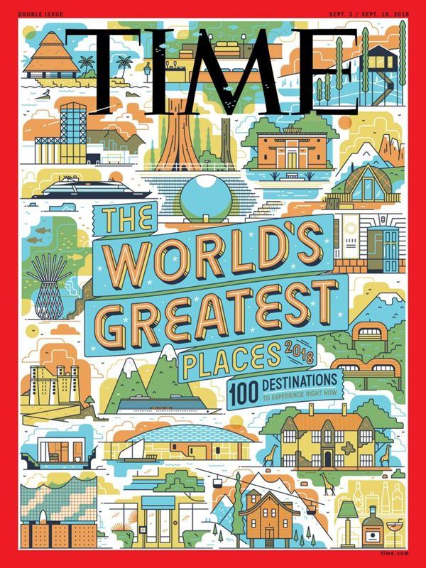 """ครีเอทีพไทยไม่ธรรมดา! """"ช่างชุ่ย"""" ติดอันดับ 100 สถานที่ที่ดีที่สุดของโลกที่ต้องไปสัมผัสจากนิตยสาร TIME"""