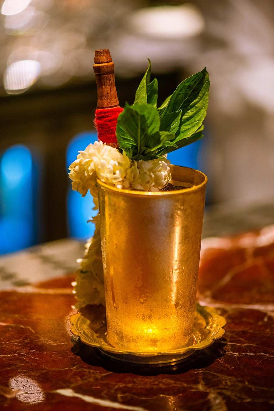 'ขุนศึก' ค็อกเทลที่ชนะการประกวดการแข่งขันจากงาน Mekhong Thai Spirit Cocktails 2017