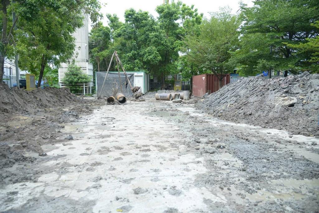 """สร้างท่อระบายน้ำ """"เยาวราช"""" คืบ 96% เร่งแก้ปัญหาน้ำท่วมใจกลางกรุง"""