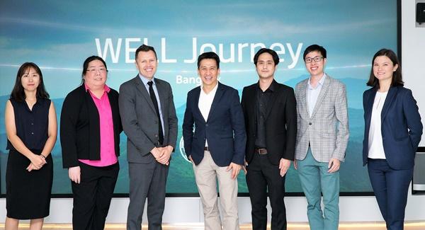 ผลักดันแนวคิดอาคารเพื่อสุขภาวะที่ดีในเมืองไทย RISC จับมือ IWBI มาตรฐานระดับโลก