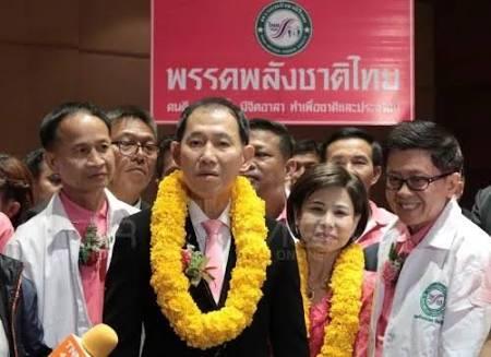 พลังชาติไทย ยัน 8 กก.บห. ลาออกไม่กระทบพร้อมเลือกตั้งทุกเขต ปัดนอมินีคสช.