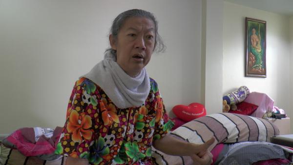 นายเสริมเกียรติ กัลป์เจริญศรี อายุ 68 ปี เจ้าของธุรกิจปล่อยเงินกู้และอพาร์ทเม้นท์ในเมืองบุรีรัมย์