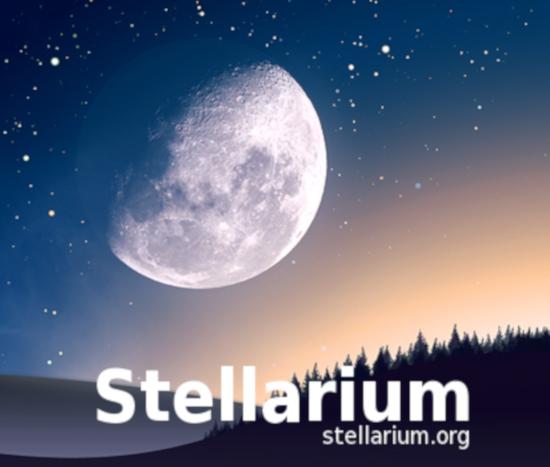 สำหรับเวอร์ชั่นล่าสุดของโปรแกรม Stellarium 0.18.2