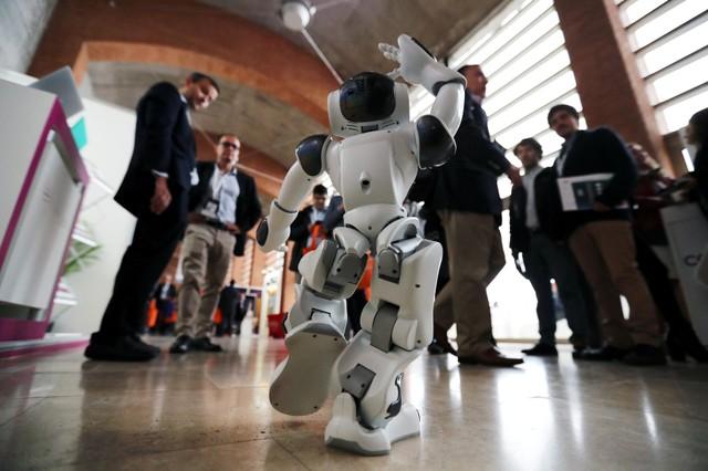 งานวิจัยWEFชี้ อีกแค่ 7 ปีข้างหน้า 'หุ่นยนต์'จะทำงานมากกว่า'มนุษย์'