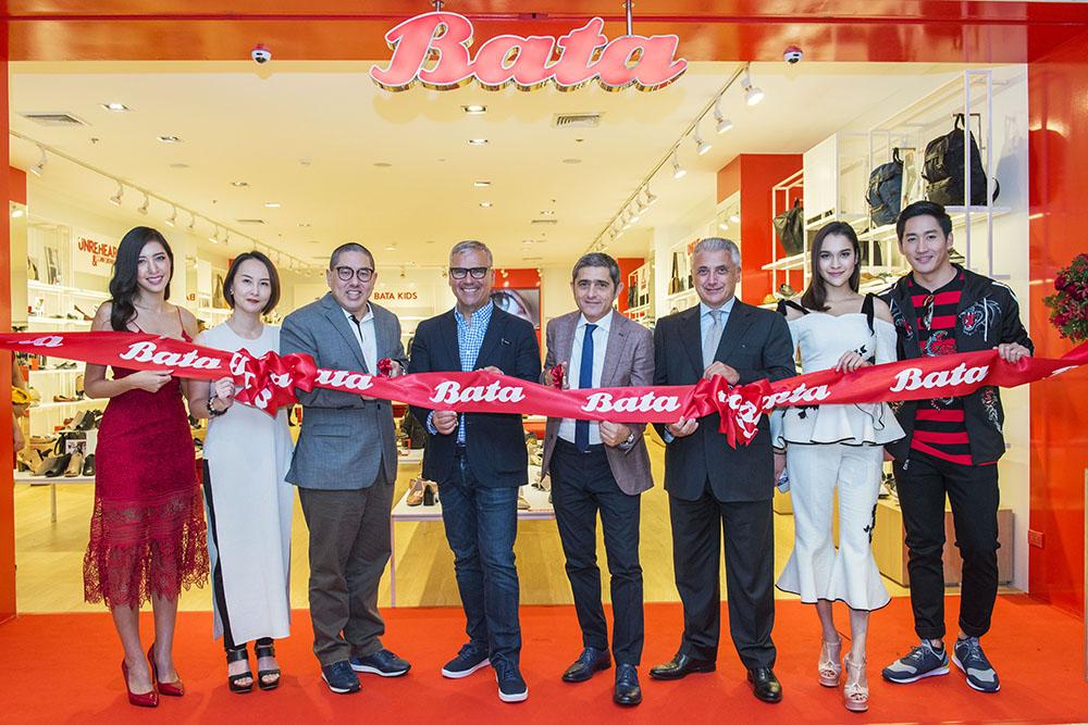 BATA เปิด FLAGSHIP STORE ช็อปต้นแบบเจาะตลาดคนรุ่นใหม่ นำร่อง 2 สาขา เมกะบางนา เซ็นทรัลเวิลด์