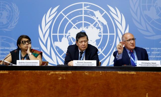 รายงานสหประชาชาติชี้การเปลี่ยนผ่านสู่ประชาธิปไตยในพม่าหยุดชะงัก