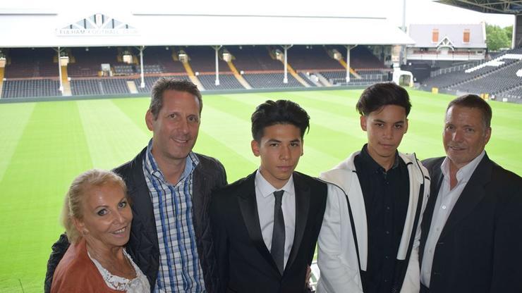 ภาพ : Fulham FC