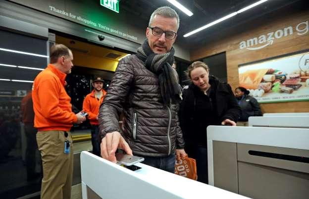 Amazon เตรียมเปิดร้านไร้แคชเชียร์ Amazon Go เพิ่ม 3,000 สาขาภายในปี 2564