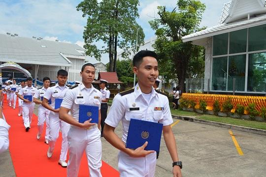 กรมเจ้าท่า ผลิตนักเรียนเดินเรือปีนี้ 121 นาย หนุนพาณิขย์นาวีไทย
