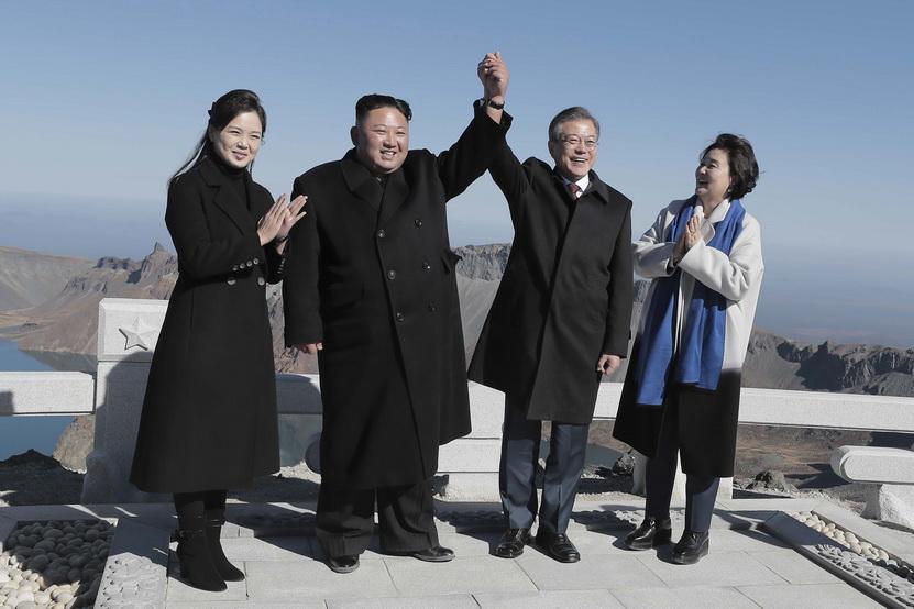 อานิสงส์ซัมมิต 'คิม' ดันคะแนนนิยมปธน.เกาหลีใต้พุ่งพรวด 11%