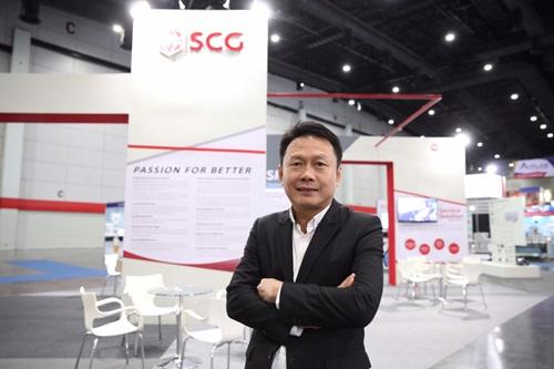 เอสซีจี โชว์นวัตกรรมเม็ดพลาสติกและบริการครบวงจร ตอบโจทย์ลูกค้า ASEAN ในงาน A-PLAS 2018