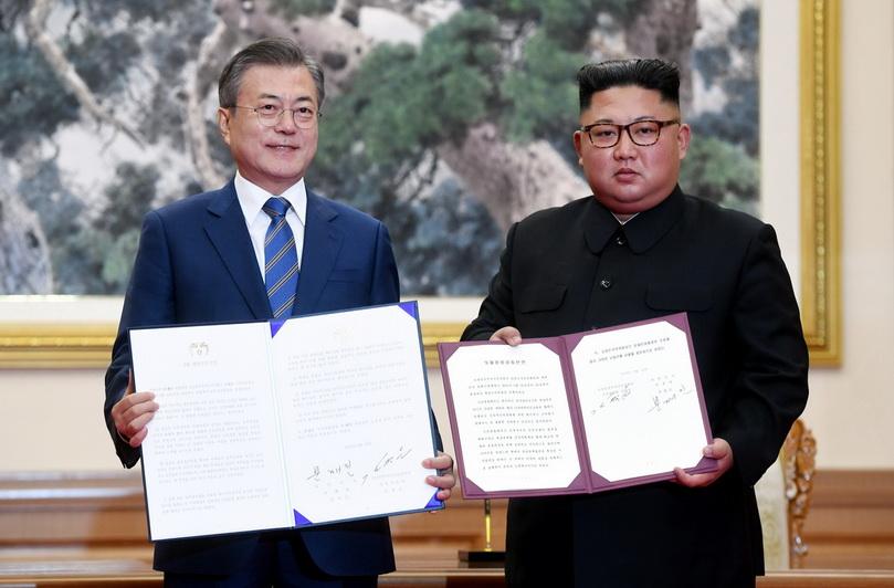 Weekend Focus: เกาหลีเหนือ-ใต้ฟื้นความร่วมมือ 'คิม' จ่อเยือนโซลปลายปีนี้