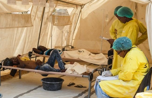 """""""อหิวาตกโรค"""" ระบาดในไนจีเรีย คร่าแล้วเกือบ 100 ชีวิต"""