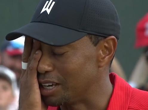 """""""ไทเกอร์"""" เผยวินาทีคว้าแชมป์สกัดอารมณ์ไม่อยู่เกือบปล่อยโฮ"""