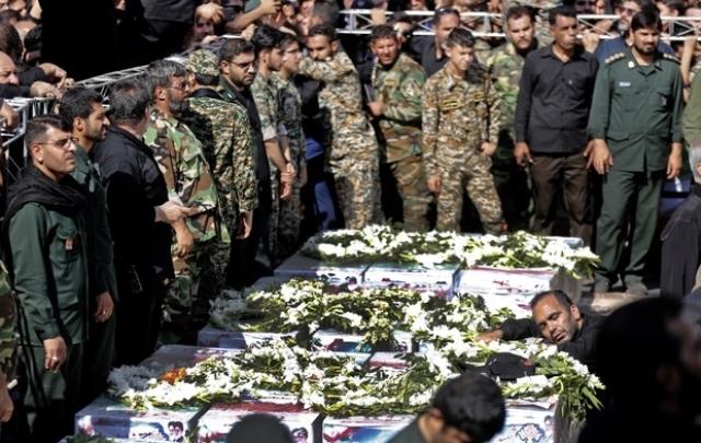 """อิหร่านเตือน """"สหรัฐฯ-อิสราเอล"""" รอชมการล้างแค้น หลังเหตุกราดยิงพิธีสวนสนาม"""