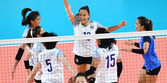 มาแล้ว! โปรแกรมลูกยางสาวไทย ลุยศึกชิงแชมป์โลก 2018