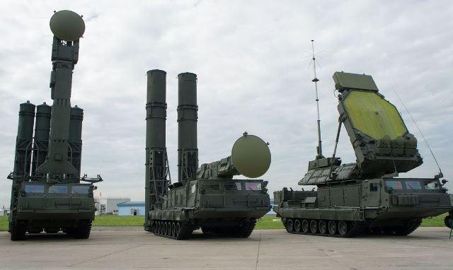 """รัสเซียจะเสริมการป้องกันภัยทางอากาศของซีเรียด้วย """"S-300"""" กันซ้ำรอยเหตุเครื่องตก"""